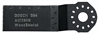 Bosch AIZ 32 APB BIM DIY Tauchsägeblatt (Holz und Metall, Starlock für Multifunktionswerkzeuge)