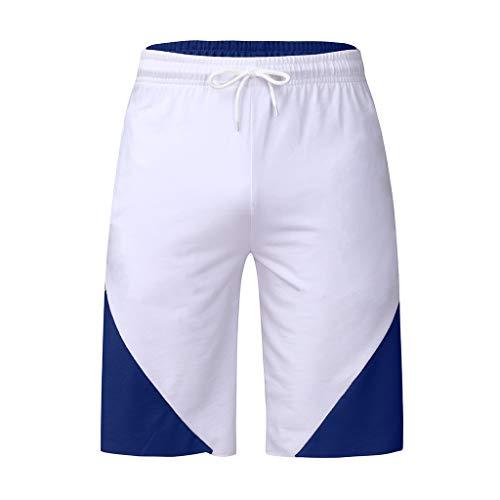 KonJin Herren Shorts Beachshorts Boardshorts Strand Shorts Sporthose mit Verstellbarem Tunnelzug männer Jungen Badehose Converse Vintage Slip