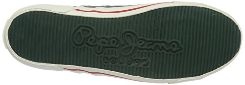 Pepe Jeans Serthi Boot, Baskets Basses Homme Gris - Grau (Gravel 936)