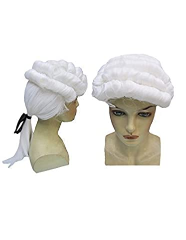 Judge Wig Barrister Downton Abbey Fancy Dress Party