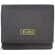 monete Box in alluminio monete borsa porta monete Dispenser di MaxBox Euro Coin dispenser rosso Contenitore portamonete per euro monete conservazione spiccioli Box