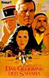 Das Geheimnis der Sahara (Knaur Taschenbücher. Filmbücher) -