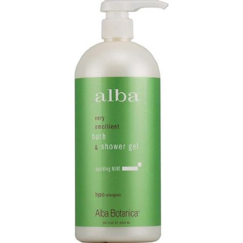 alba-sparkling-mint-body-bath-and-shower-gel-32-ounce-3-per-case-by-alba-botanica