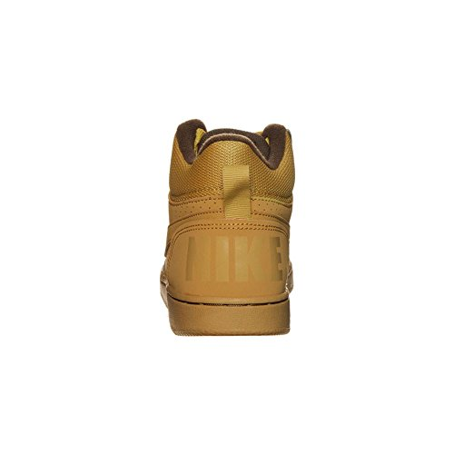 Nike  839977-700, espadrilles de basket-ball garçon Jaune