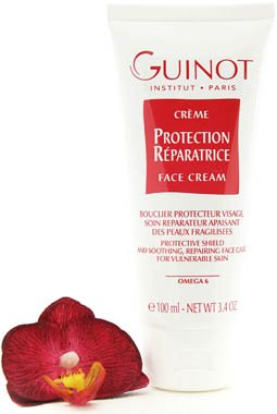 Guinot Creme Protection Reparatrice Face Cream 100ml (Salon Size)