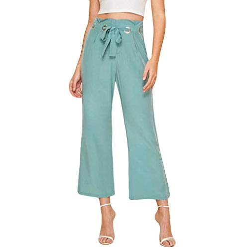 Setsail Damen Arbeiten Normallack-Drawstring-elastische Sport-Hosen-Strand-Hosen Sporthosen Outdoor-Hosen - Rock Hose Drawstring Pants