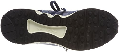 adidas Herren EQT Support RF Laufschuhe Blau (Collegiate Navy/Collegiate Navy/Raw Grey Cq2419)