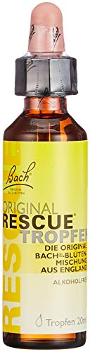 Bach Original Rescue Trop 20 ml