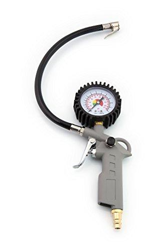 fralie-pressione-d-aria-di-gonfiaggio-pneumatici-manometro-Classic-MG01-pressione-pneumatici-Manometro-Campo-di-misurazione-0--12-Bar-Tubo-flessibile-Lunghezza-400-mm-Manometro-di-diametro-63-mm