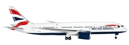 herpa-524698-modellino-di-british-airways-boeing-787-8-dreamliner-colore-bianco-blu-rosso