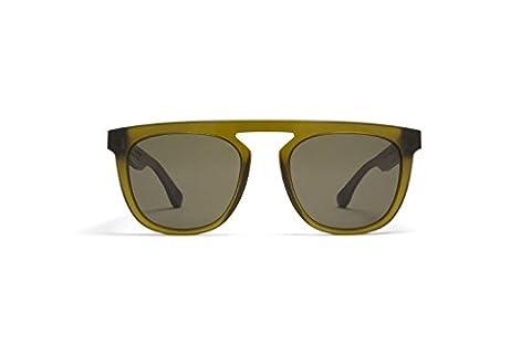 Sunglasses Mykita MMRAW004 814 Raw Peridot