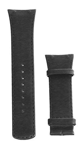 Boccia Original Lederband Armband für Uhr Modell 3165-06