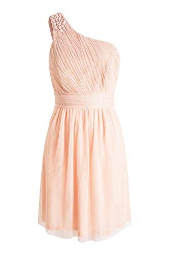 Esprit 036eo1e018 - Tulle - Robe - Femme Rose - Rosa (LIGHT PINK 690)
