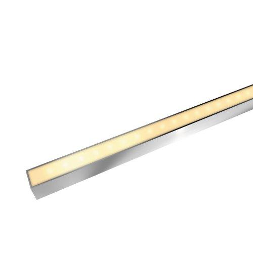 New brand better 2800 k 3 w à lED blanc chaud protection iP68 296/mm dans boîtier en acier inoxydable