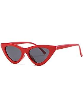 Kimorn Ojos De Gato Gafas De Sol Para Mujer Clout Goggles Bisagras De Metal Plástico Marco K0566