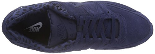 Nike Air Max Command Prm, Chaussures de Running Entrainement Homme, Bleu, 43 EU Bleu - Azul (Mdnght Nvy / Mdnght Nvy-Sqdrn Bl)