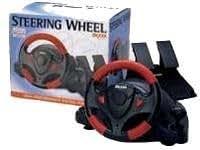 Logitech Dexxa Steering Wheel - Ensemble volant et pédales