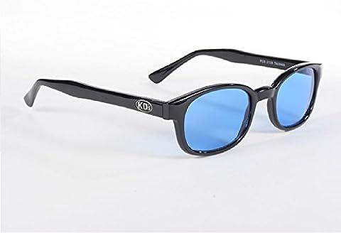 KD de originale par Pacific Coast Lunettes de soleil (Turquoise) KDS comme porté par Jax Teller Biker sur Sons of Anarchy KD