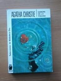 Sangre en la piscina par Agatha Christie
