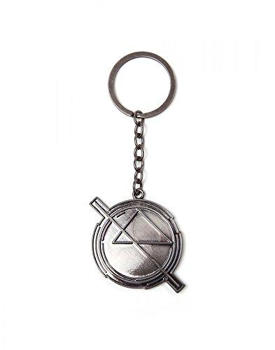 Preisvergleich Produktbild Prey - Logo - Schlüsselanhänger Original Metall Keychain | Bethesda