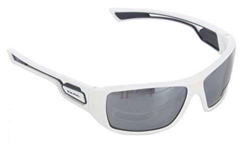 Preisvergleich Produktbild BASTA CUT OUT Sonnenbrille white/silver