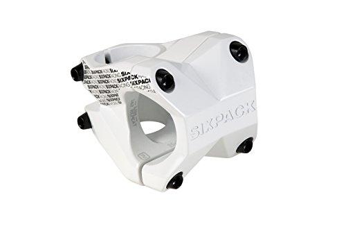 Sixpack-Racing Menace Vorbau, weiß(Weiß),35mm