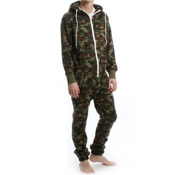 new-mens-womens-unisex-aztec-camouflage-superman-hooded-zip-jumpsuit-onesie-size-s-m-lxl-s-camouflag