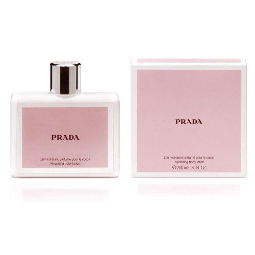 Prada AMBER Hydrating 200ml Lait Hydratant Parfume Pour Le Corps