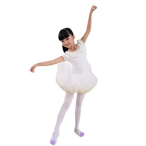 White Swan See Kostüme / Kind-Ballett-Kleid / Soft Sling (Kind Kostüm White Swan)