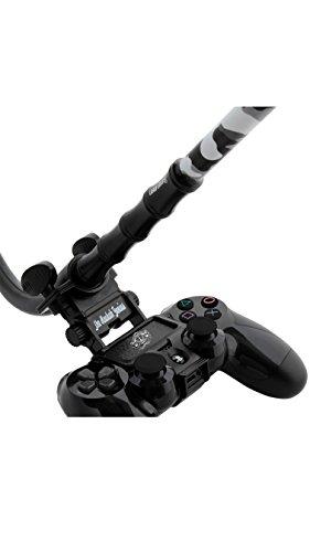 Game and Smoke Schlauchhalter für PS4 Controller