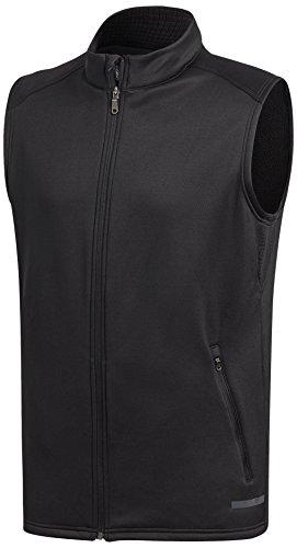 adidas Herren Climaheat Weste, Black, XL (Weste Golf)