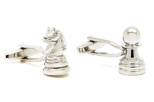 Gemelolandia - Gemelos ajedrez peón caballo