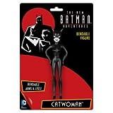 The New Batman Adventures Bendable Figure Catwoman 14 cm Croce Comics...