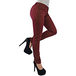 New Ladies Womens Skinny Jeans Jegging Stretchy Trousers UK SIZE 8-26