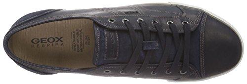 Geox U Smart D Herren Low-Top Blau (Navyc4002)