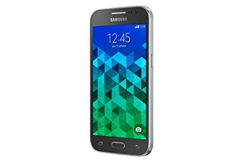 Samsung Galaxy Core Prime SM-G361F SIM   nica 4G 8GB Gris  Carb  n vegetal - Smartphone  11 4 cm  4 5    8 GB  5 MP  Android  5 1  Gris  Carb  n veget