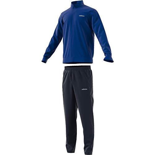 adidas Basics Tracksuit Suits, Hombre, Collegiate Royal/Legend Ink, 2XL