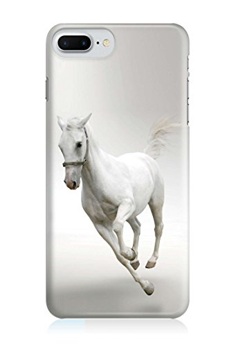 COVER WEISS RUN Pferd Handy Hülle Case 3D-Druck Top-Qualität kratzfest Apple iPhone 6 Plus / 6S Plus