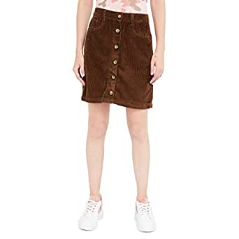 Max Cotton a-line Skirt