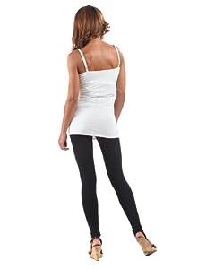 The Essential On- Leggings para mujer premamá negro EOM57 marca The Essential One en BebeHogar.com