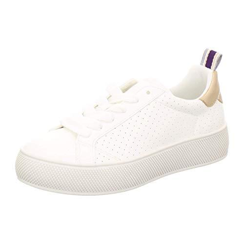 ESPRIT 029EK1W026-100 Barbie LU White Größe 40 Weiß (Weiss)