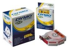 Dymo 61915 D2 Etikettenband grün, 19mm/10m für 6000/9000