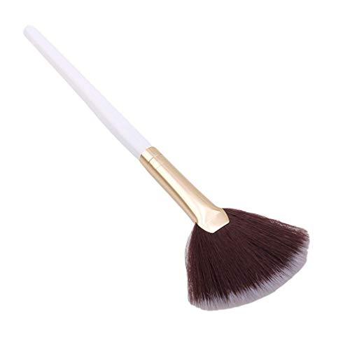 HENGSONG 1 Stück Make Up Pinsel Professionelle Kosmetik Make up Bürsten Pinsel Kit für Foundation Eyebrow Eyeliner