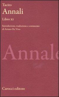 Annali. Libro XI