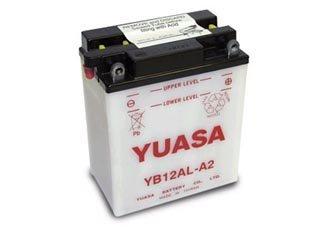 BATTERIA YUASA (YB12AL-A2) YAMAHA XT Z TENERE 600 1988-1989