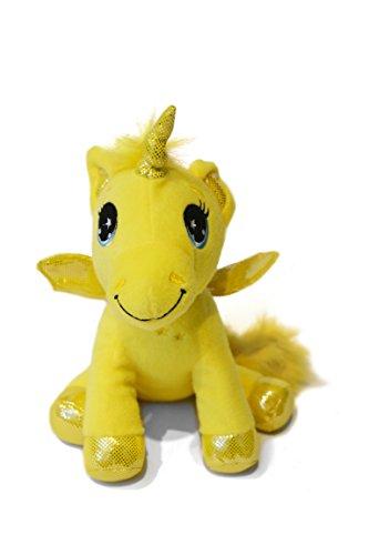 unicornio-le-monde-magique-des-licornes-25-cm-amarillo