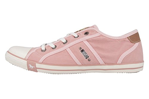 Mustang 1099302 0, Baskets mode femme Pink (KORALLE 520)