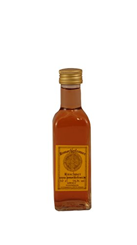 Hornschleifermet Premium in versch. Geschmacksrichtungen 0,1l Glasflasche Met Honigwein (Kirsch)