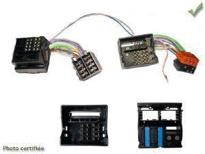 Faisceau adaptateur kit mains libre pour PSA - FIAT ap04 - ADNAuto