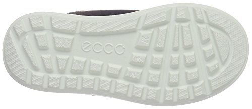 Ecco ECCO URBAN SNOWBOARD, Bottes en caoutchouc à tige basse et doublure chaude fille Violet (NIGHT SHADE/NIGHT SHADE/MAUVE50125)